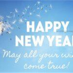 Happy New Year Greetings 1