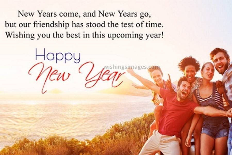 Happy New Year Wishes 4