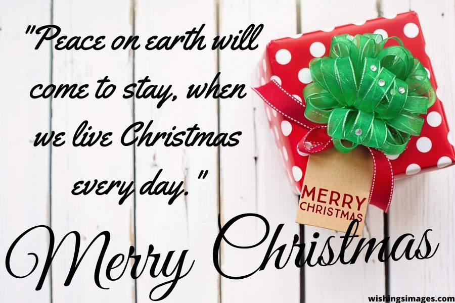 Merry Christmas Messages 3