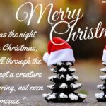 Merry Christmas Text 1